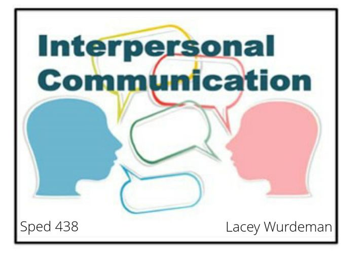effective interpersonal communications Strong interpersonal communication skills lay the groundwork for rich classroom dialogue and the ability to relate to others in all settings use activities to spark introspective thinking about the.