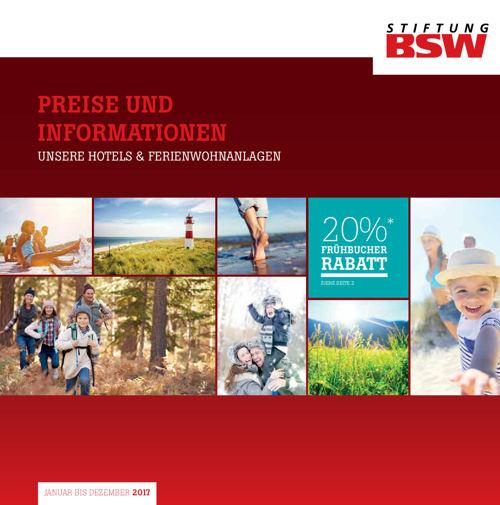 BSW Preise 2016