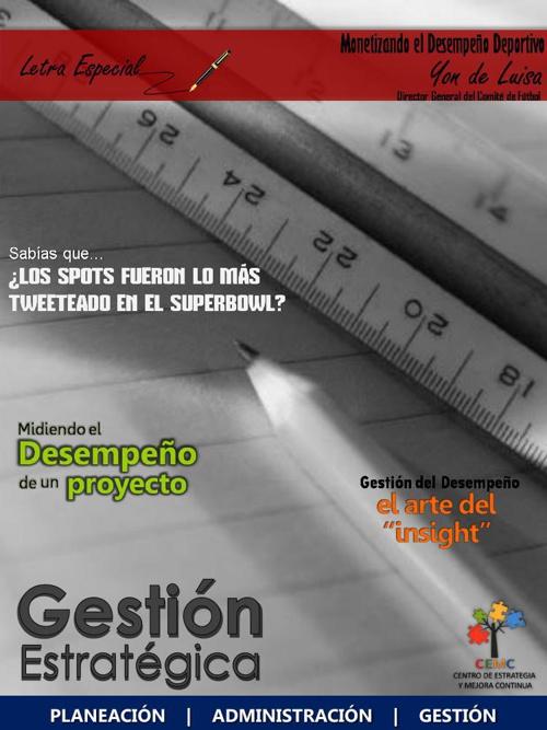 GE Año2 No°8 - Medición del desempeño