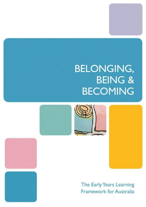 Reading:  BELONGING, BEING & BECOMING EYLF