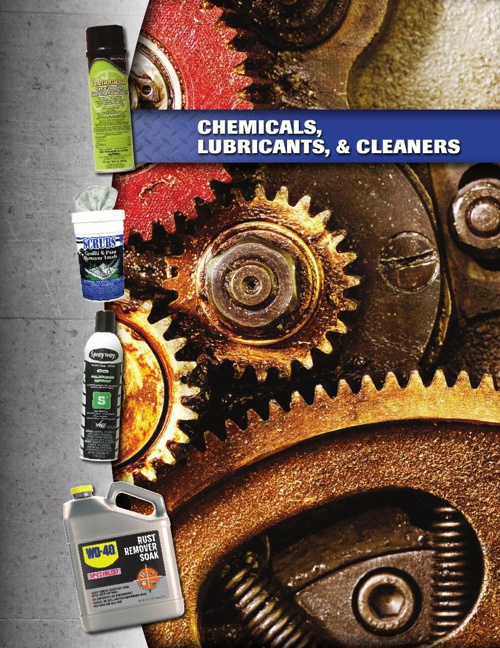 Chemicals, Lubricants, & Cleaners
