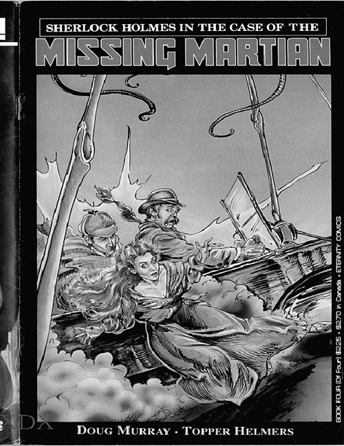 Sherlock Holmes in the Case of the Missing Martian 04