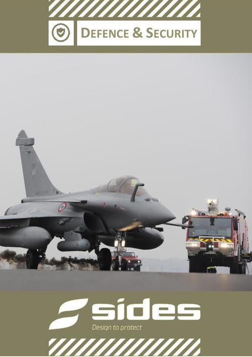 Defence & Security brochure SIDES