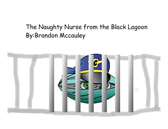 The Naughty Nurse from the Black Lagoon