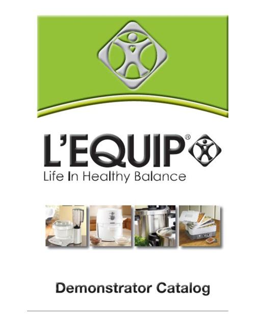 Demonstrator Catalog v1.1