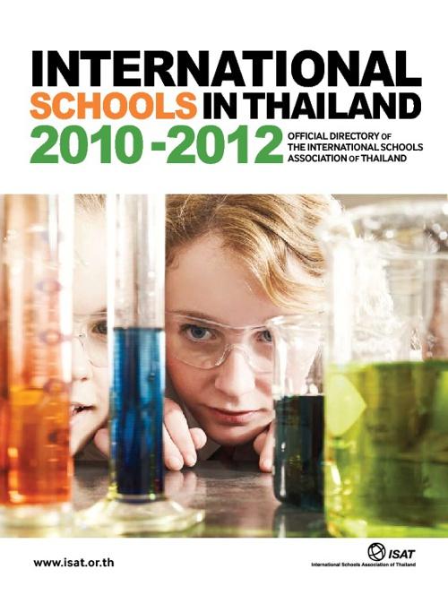ISAT School Directory 2010-2012