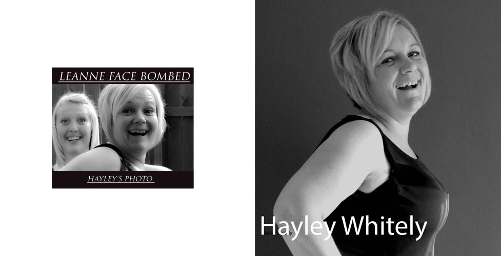 Book of Hayley Whitely Cover
