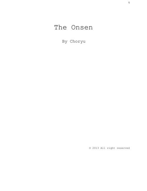 LA The Onsen Story