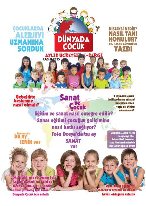 Dünya Çocuk Sayı 5