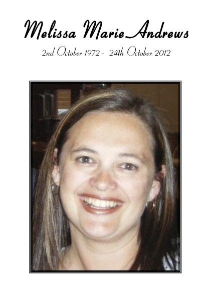Melissa Andrews Sample 2