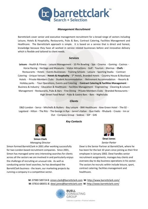 Business Partner Information Folder