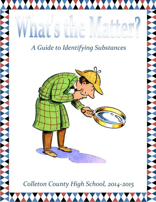 What's the Matter Manual