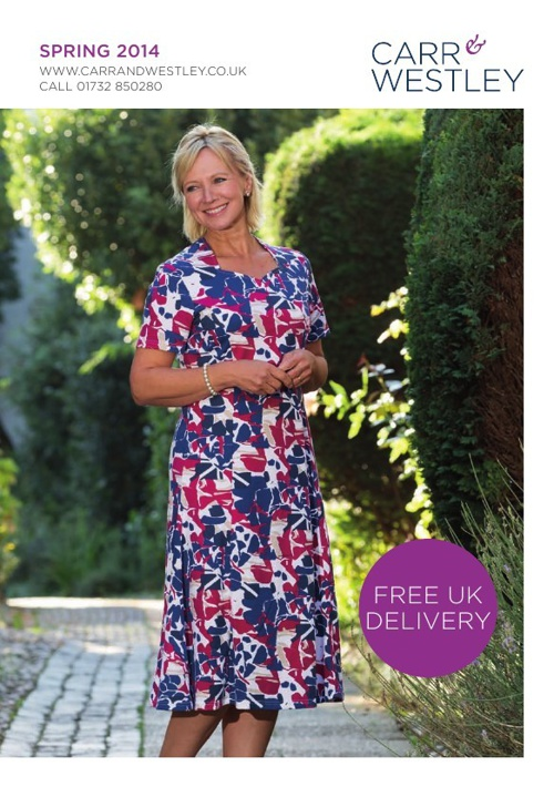Carr & Westley Spring Catalogue 2014