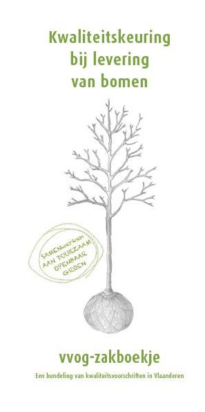 Kwaliteitskeuring bij levering van bomen
