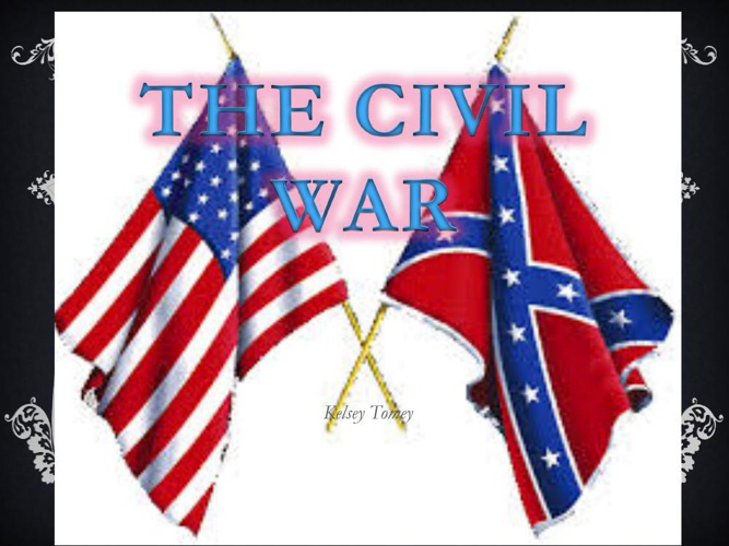 ___civil war kelsey___