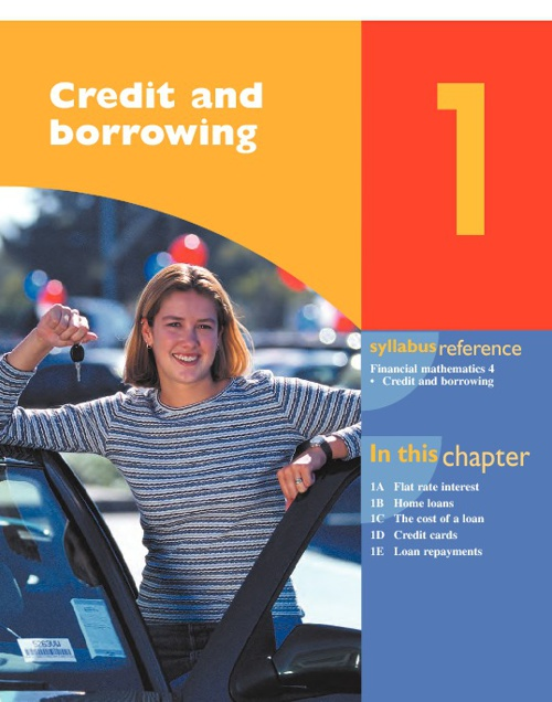 MQ_Credit & Borrowing