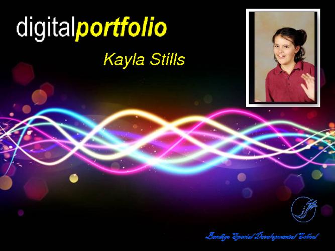 Kayla's 2012 Portfolio