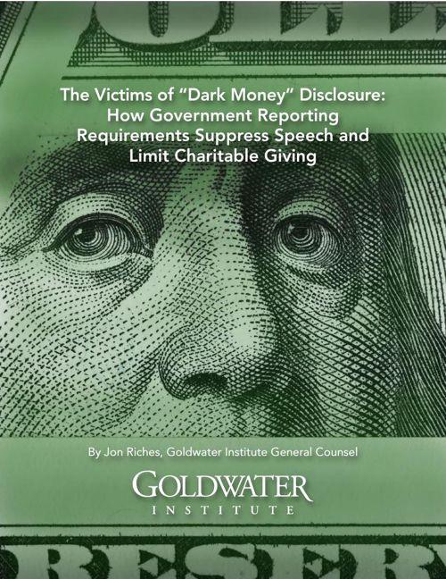 Dark Money Flipbook