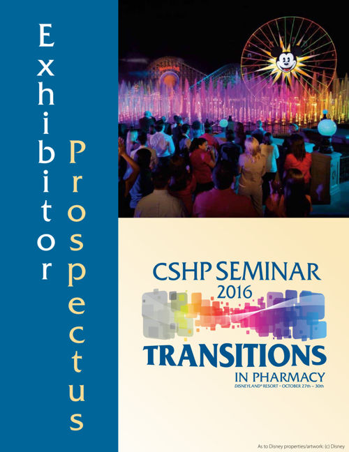 S16 Exhibitor Prospectus (7.22.16)