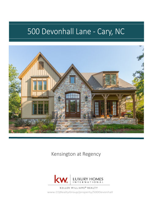 500 Devonhall Brochure