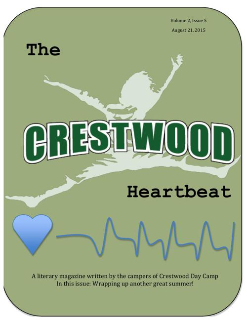 Issue 5 Crestwood Heartbeat