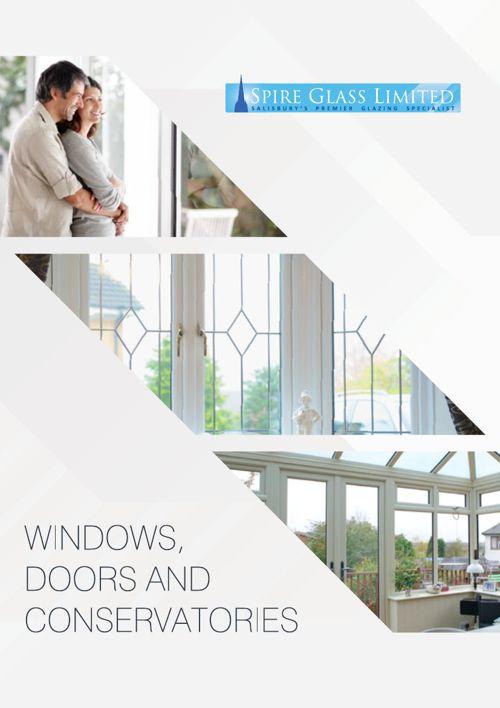Spire Glass Ltd Co-Branded Brochure
