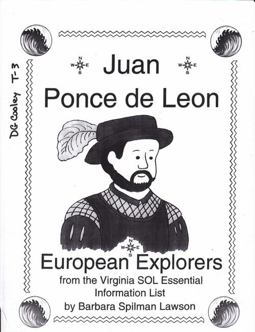 Ponce de Leon Book