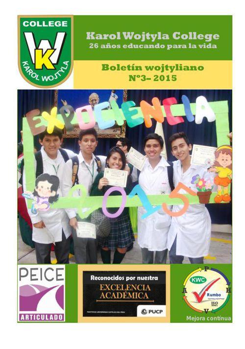 BOLETIN Nº 3-2015