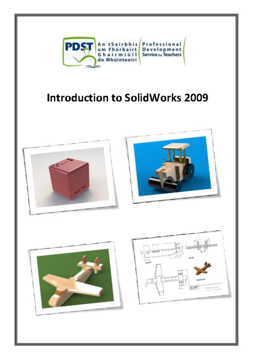 Introduction to SolidWorks 2009