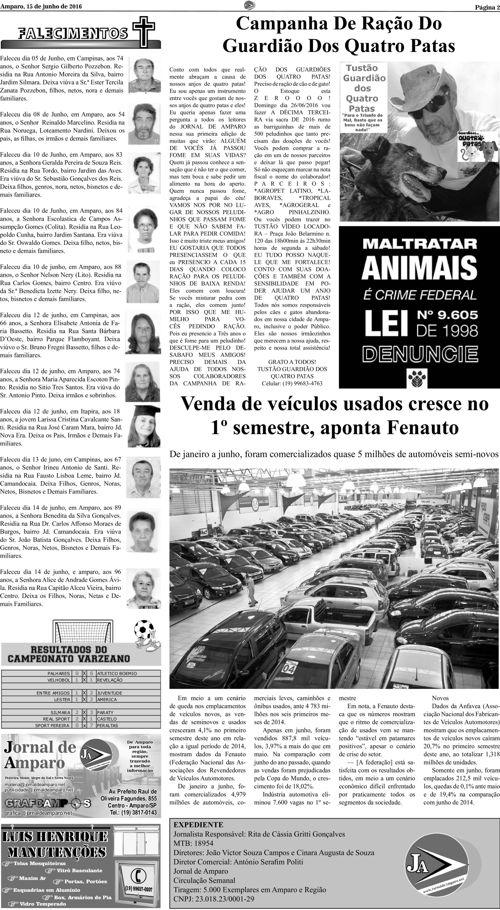 Jornal edição 1