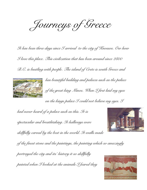 Tren's Travel Journal