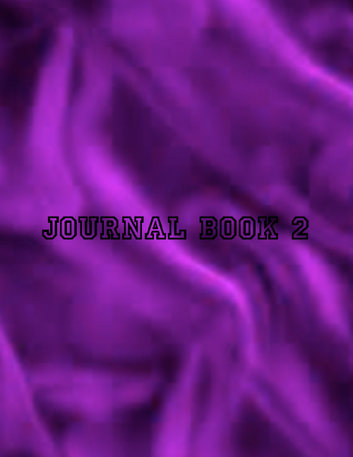 Eliott Journal 2
