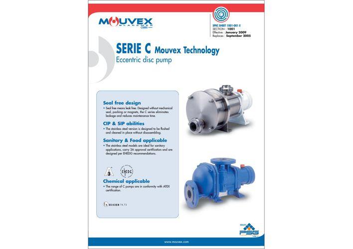 Mouvex C Series Pump