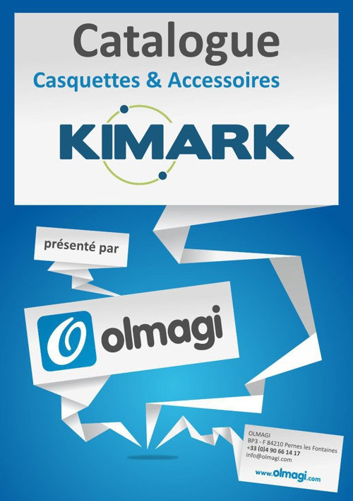 Olmagi - Catalogue Kimark 2014