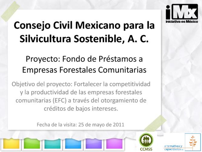 Consejo Mexicano para la Silvicultura