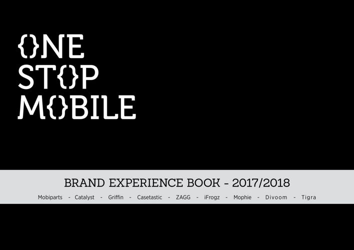 Brand Experience Book 2017-2018