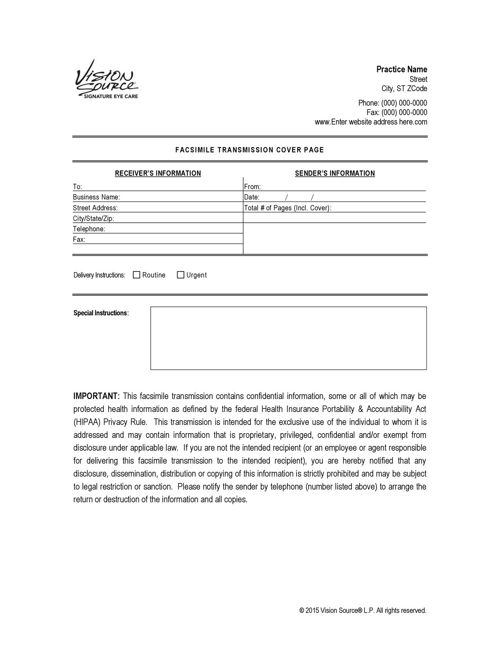 Patient Referral Fax Cover Sheet_HIPAA_5.28.15_Editable