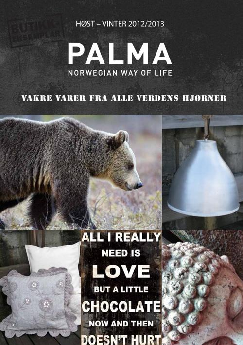Palma Katalogen 2012 / 2013