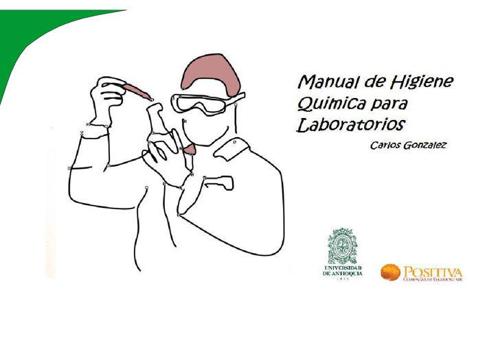 Manual de Higiene quimica para laboratorios
