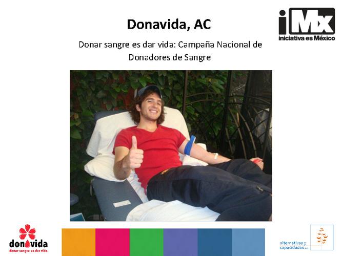 Donavida, AC