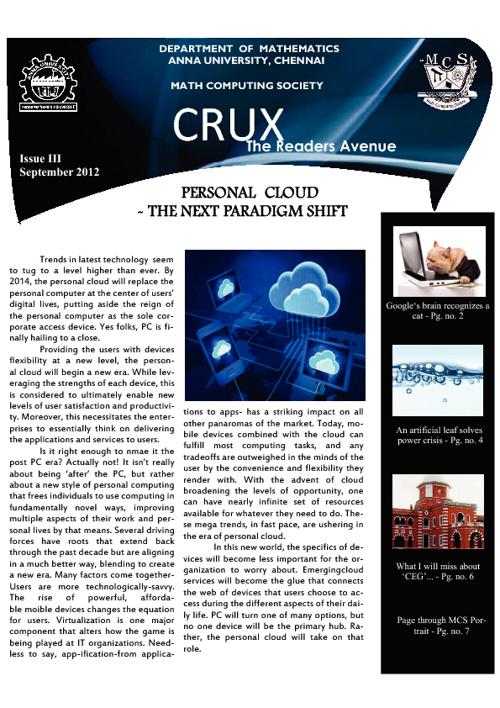 CRUX_Edition_III