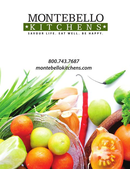 Montebello Kitchens Product Catalog 2015