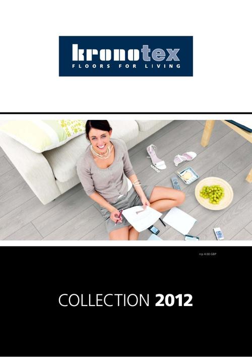 Kronotex katalog 2012