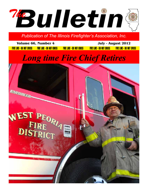 The Bulletin - Illinois Firefighter's Association, Inc.