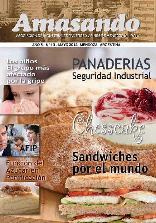 Revista Amasando 13