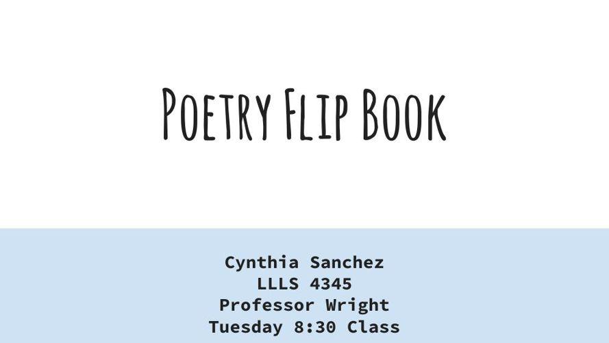 poetryflipbook