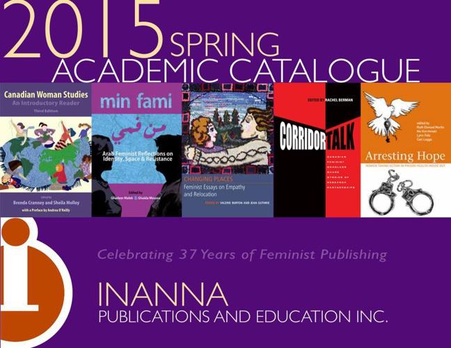 2015 spring academic catalogue