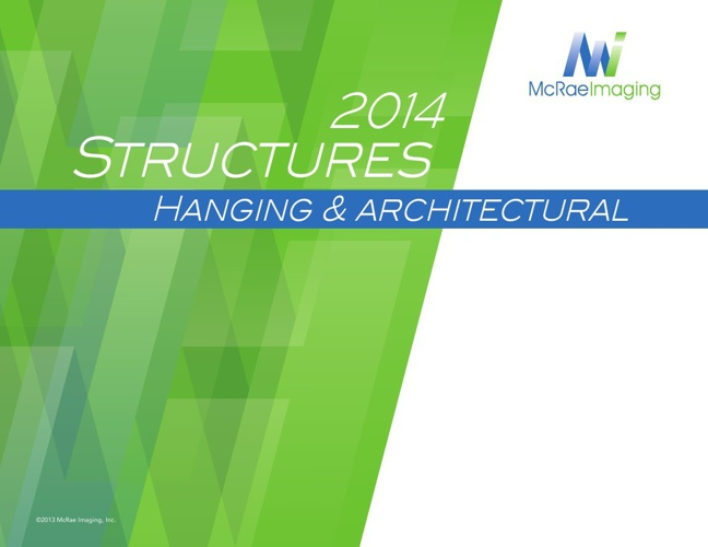 McRae Imaging - Hanging & Architectural Structures