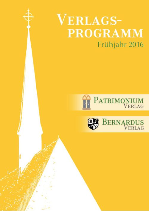 Verlagsprogramm FJ 16