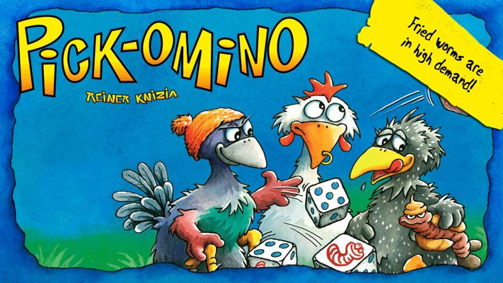Pickomino by Reiner Knizia Android Free